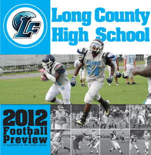 Long County Football 2012
