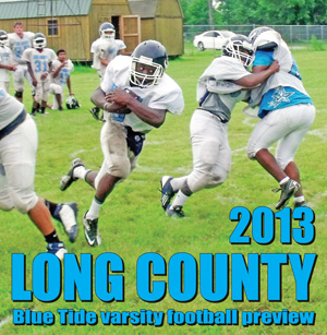 Long County Football 2013